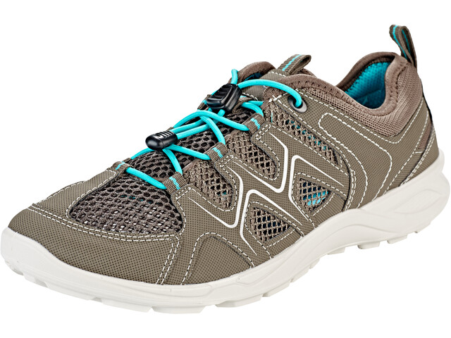 995d60909 ECCO Terracruise LT Shoes Damer, warm grey/dark clay/turquoise